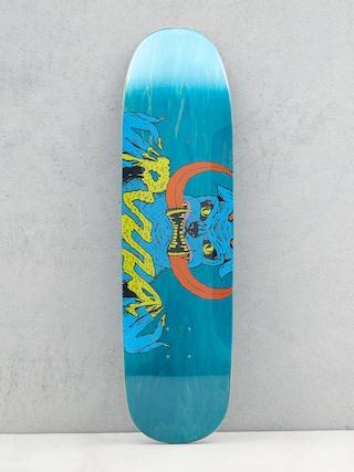 Pizza Skateboards Cujo 90s Shape Deck (sea green)