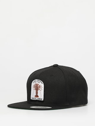 Salty Crew Buggin Out 6 Panel ZD Cap (black)