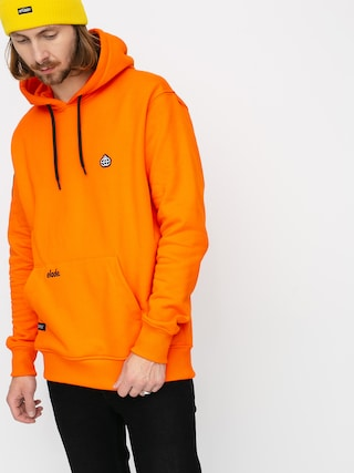 Elade Icon Mini Logo HD Hoodie (orange tiger)