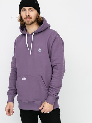 Elade Icon Mini Logo HD Hoodie (grape compote)