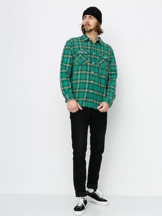 Brixton Bowery Lw Flannel Ls Shirt (fern)