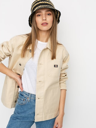 Dickies Toccoa Jacket Wmn (light taupe)