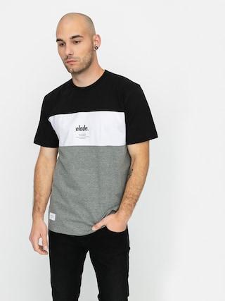 Elade Colour Block T-shirt (black/white/grey)