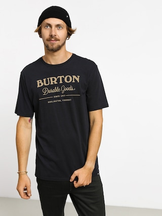 Burton Durable Goods T-shirt (true black 2)