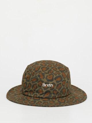 Brixton Gate Bucket Hat (leopard camo)