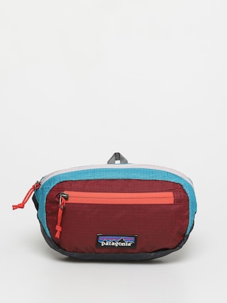 Patagonia Ultralight Black Hole Mini Bum bag (roamer red)