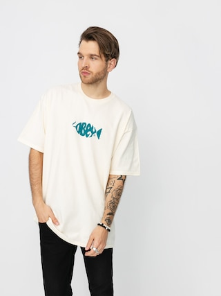 OBEY Obey Fish T-shirt (natural)