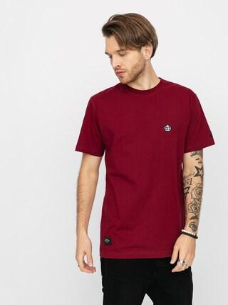 Elade Icon Mini Logo T-shirt (maroon)