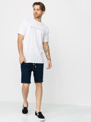 Elade Jogger Shorts Shorts (blue denim dark)
