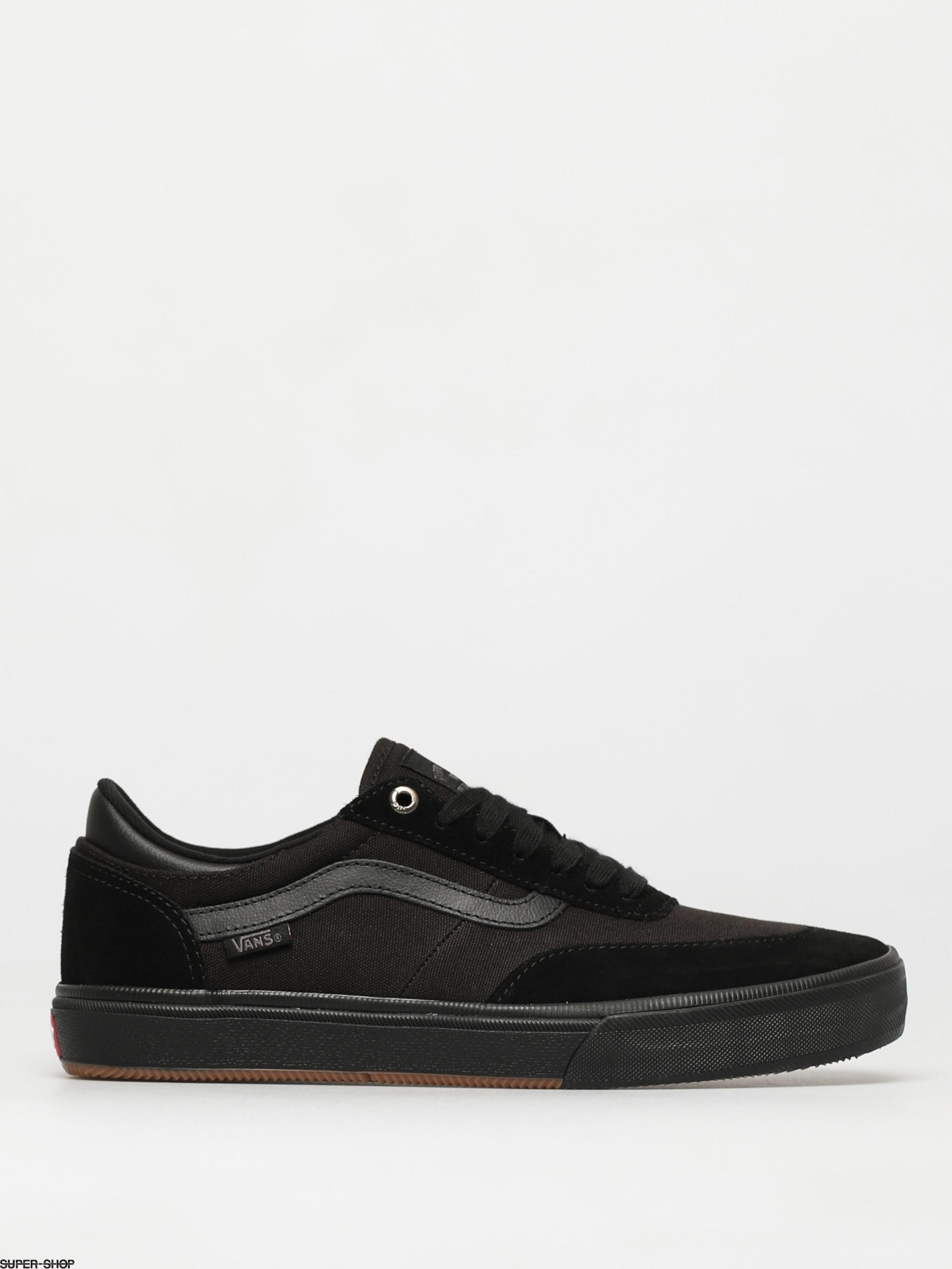 Vans Gilbert Crockett Shoes (blackout)