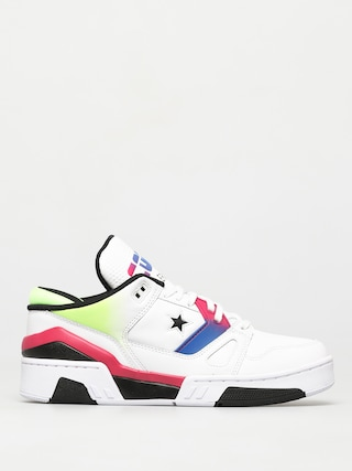 Converse Erx 260 Ox Shoes (white/cerise pink/black)