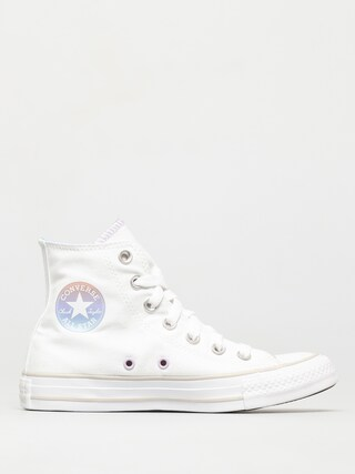 Converse Chuck Taylor All Star Hi Chucks Wmn (white/multi/pale putty)