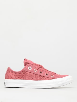 Converse Chuck Taylor All Star Ox Chucks Wmn (madder pink/white/black)