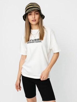Stussy Design Corp Pig Dyed T-shirt Wmn (natural)