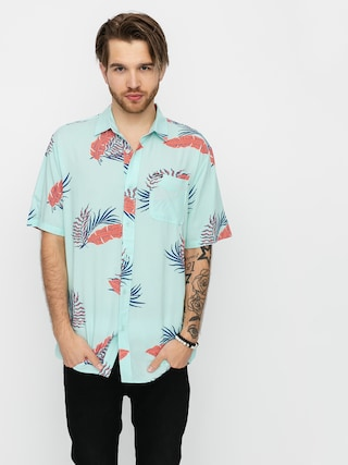 Volcom Bermuda Shirt (resin blue)