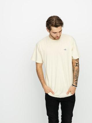 Enjoi Premium Panda Patch T-shirt (beige)