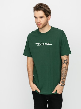 Pizza Skateboards Ice Tee T-shirt (green)