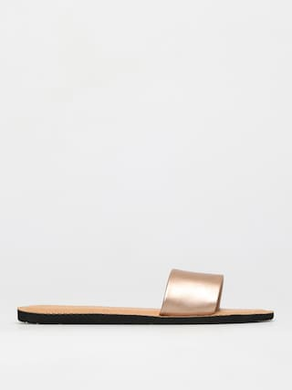 Volcom Simple Slide Flip-flops Wmn (rose gold)