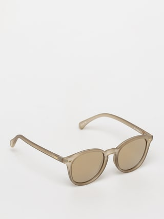 Le Specs Bandwagon Sunglasses (matte stone)