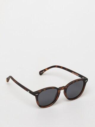 Le Specs Bandwagon Sunglasses (matte tort)
