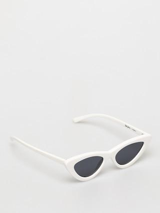 Le Specs X Adam Selman The Last Lolita Sunglasses (white)