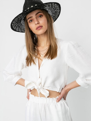 Brixton Eden Top Shirt Wmn (white)