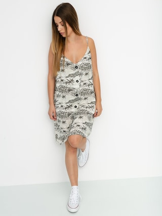 Volcom Vacay Me Dress Wmn (star white)