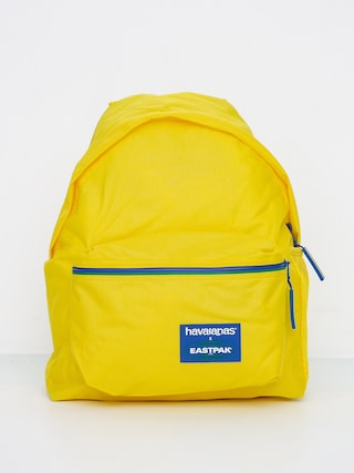 Eastpak Padded Pak R Backpack (havaianas yellow)