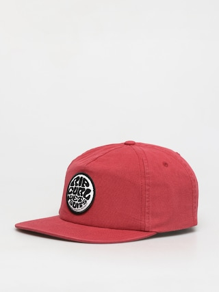 Rip Curl Washed Wetty Sb ZD Cap (red)