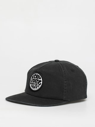 Rip Curl Washed Wetty Sb ZD Cap (washed black)
