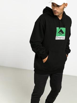 Emerica Classic Combo HD Hoodie (black)