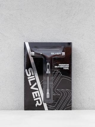 Silver Tool (black/black)