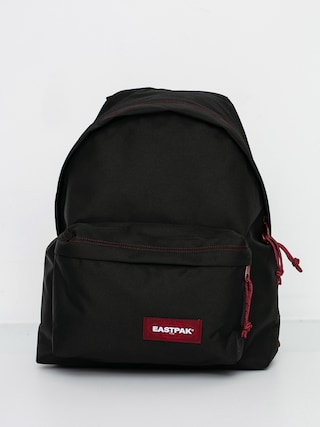 Eastpak Padded Pak R Backpack (blakout stripe red)