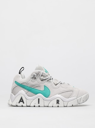 Nike Air Barrage Low Shoes (grey fog/neptune green vast grey black)