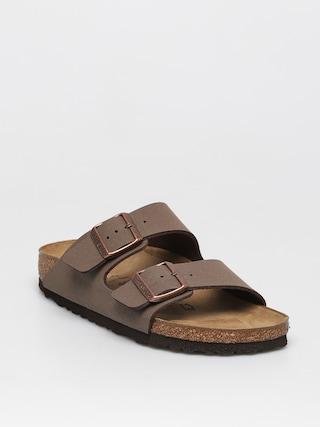 Birkenstock Arizona Sandals (nubuck mocha)