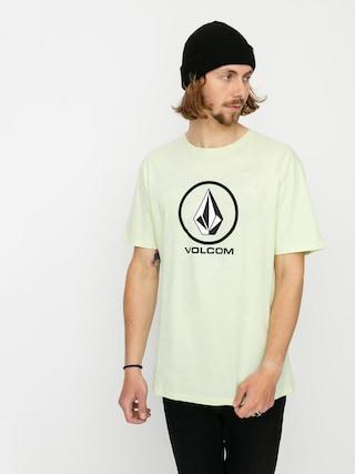 Volcom Crisp Stone Bsc T-shirt (key lime)