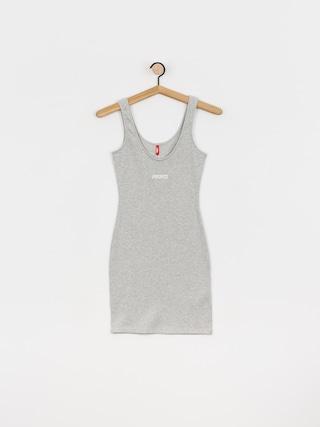 Prosto Kimy Dress Wmn (grey)