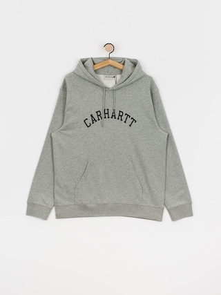 Carhartt WIP University HD Hoodie (grey heather/black)