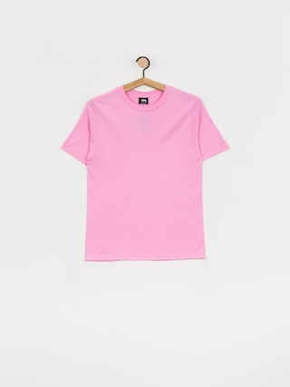 Stussy Smooth Stock T-shirt Wmn (pink)
