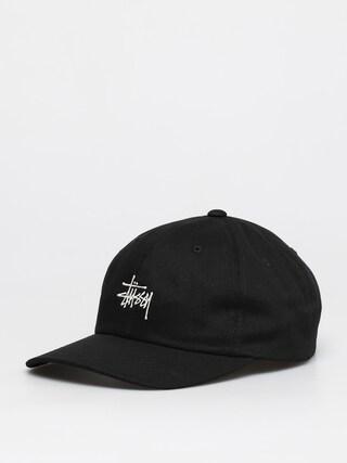 Stussy Stock Low Pro ZD Cap (black)