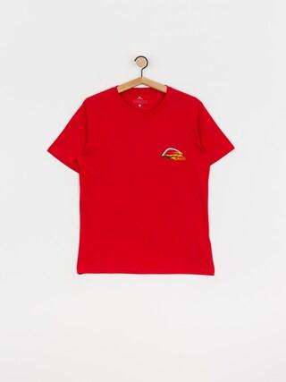 Rip Curl Hawaiian Trip T-shirt (bright red)