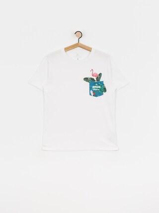 Rip Curl In Da Pocket T-shirt (optical white)