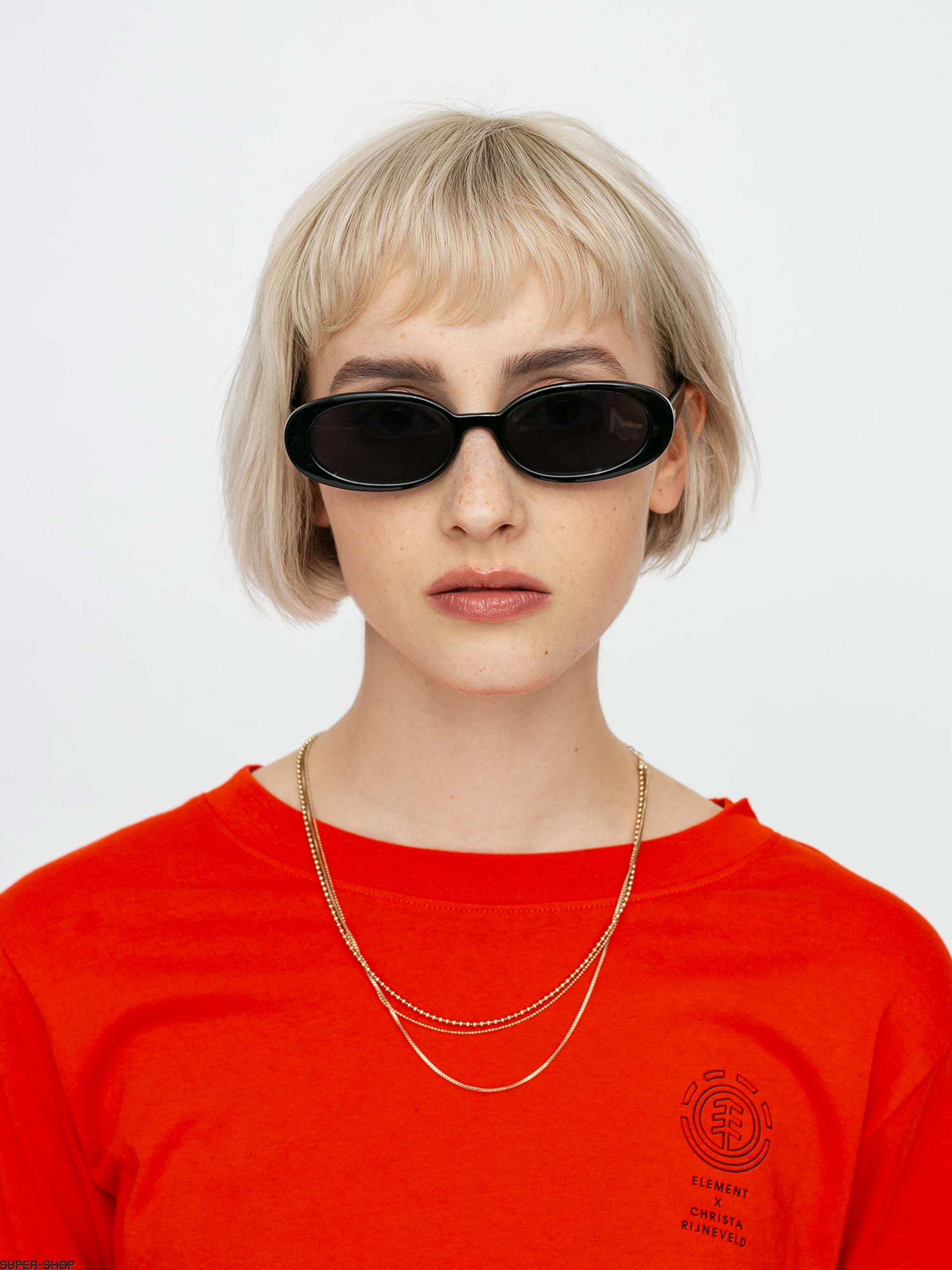 Le Specs OUTTA LOVE Sonnenbrille black