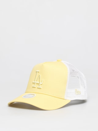 New Era Trucker La Dodgers ZD Cap Wmn (yelllow)