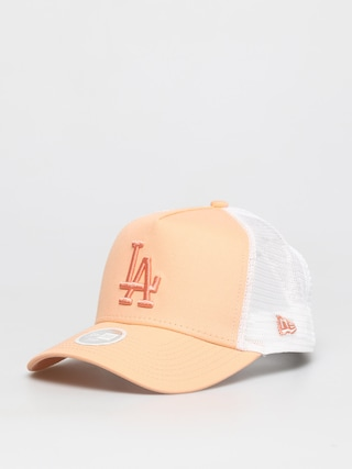 New Era Trucker La Dodgers ZD Cap Wmn (orange)