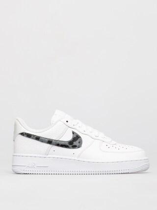 Nike Air Force 1 Lv8 Shoes (white/midnight turq white)