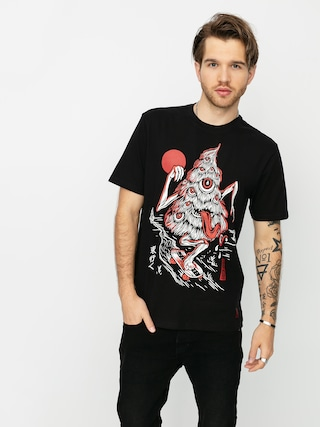 Element Tree Ghost T-shirt (flint black)