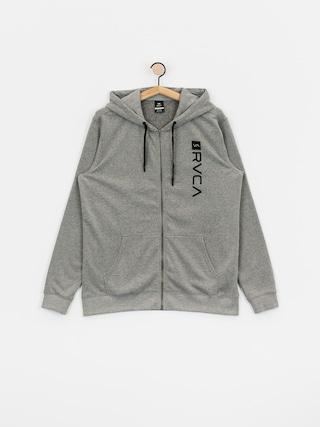 RVCA Cage HD Hoodie (heather grey)