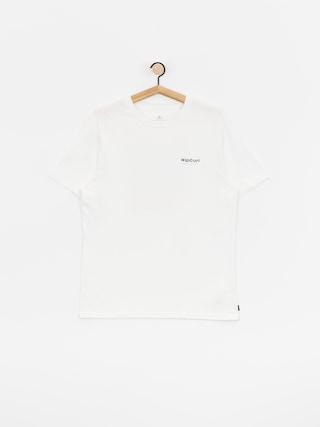 Rip Curl Og Glitch T-shirt (white)