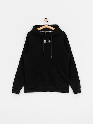 Stoprocent Smalltag HD Hoodie (black)